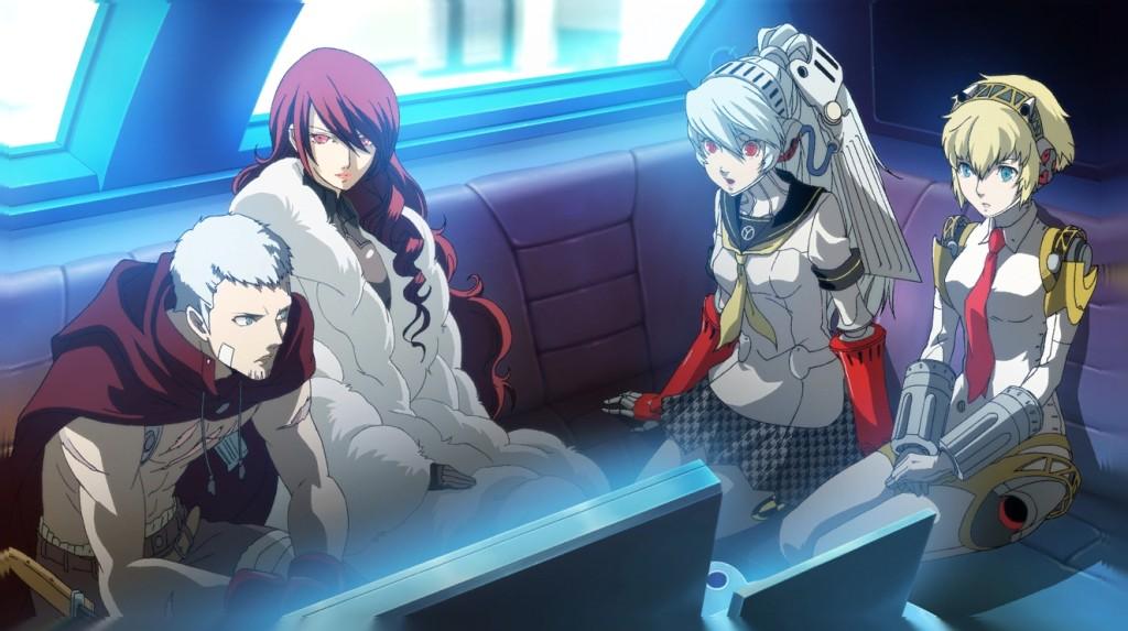 Shadow Operatives - Persona 4 Arena