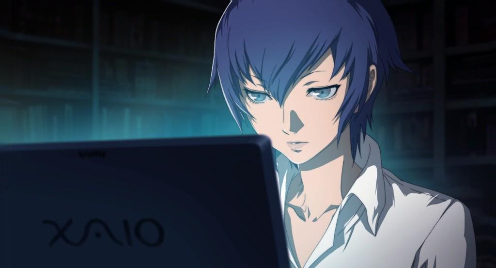 Naoto - Persona 4 Arena