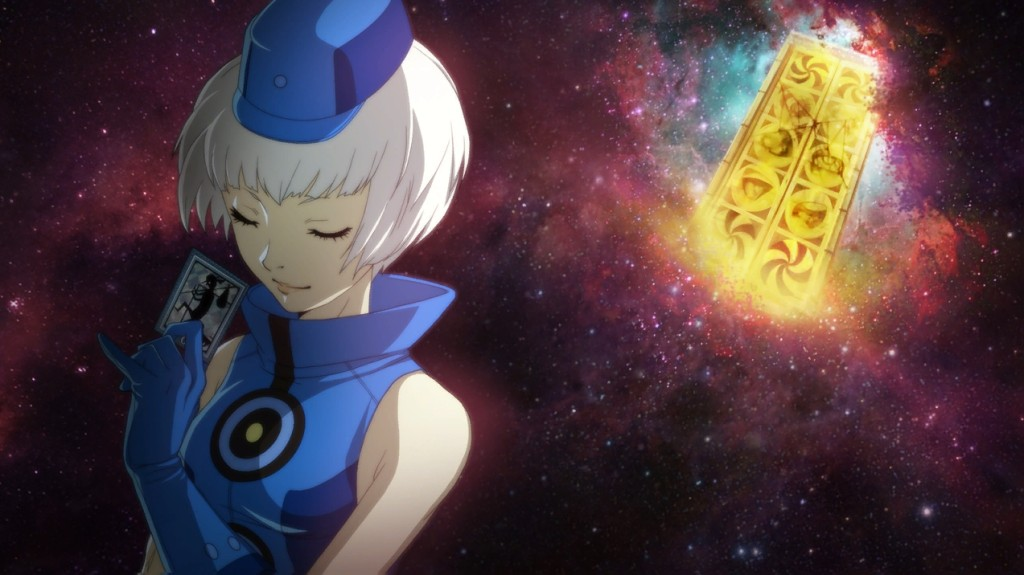Elizabeth - Persona 4 Arena